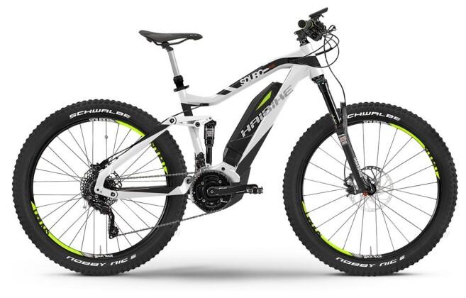 E-Bike Haibike SDURO AllMtn Plus 2016