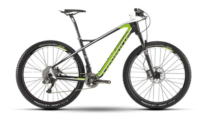 Mountainbike Haibike Greed 9.70 2016
