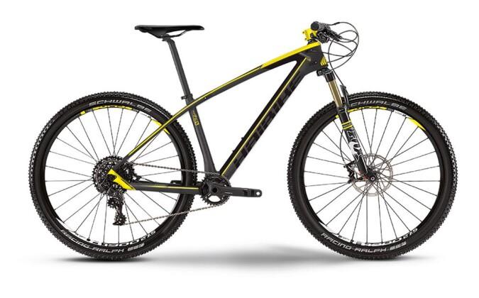 Mountainbike Haibike Freed 7.60 2016