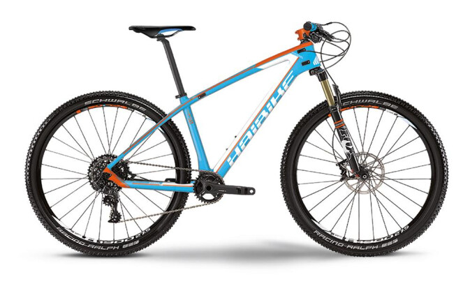 Mountainbike Haibike Freed 7.50 2016