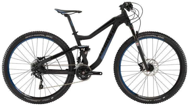Mountainbike Haibike Q.XC 9.10 2016