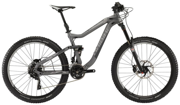 Mountainbike Haibike Q.EN 7.10 2016