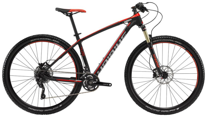Mountainbike Haibike Greed 9.20 2016