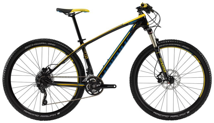 Mountainbike Haibike Freed 7.10 2016