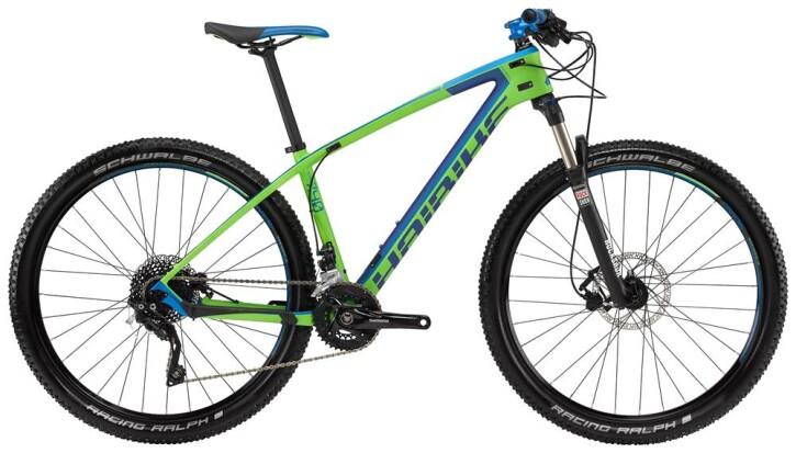 Mountainbike Haibike Freed 7.40 2016