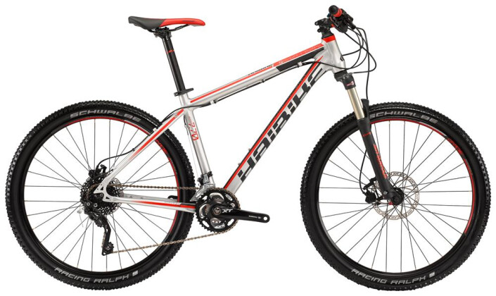 Mountainbike Haibike Edition 7.70 2016