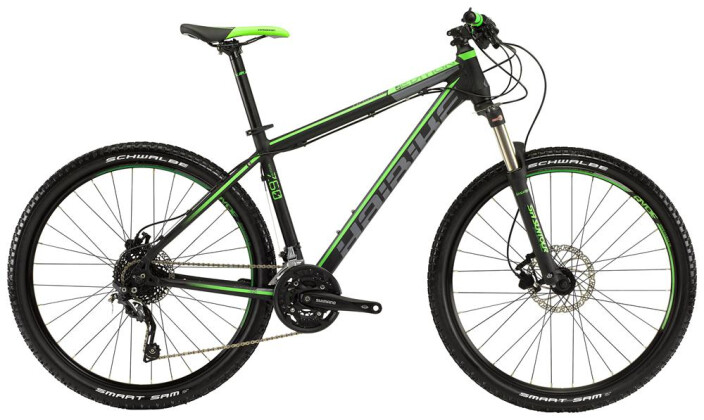 Mountainbike Haibike Edition 7.60 2016