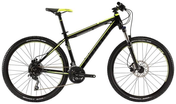 Mountainbike Haibike Edition 7.50 2016