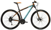 Mountainbike Haibike Big Curve 9.40