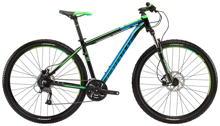 Mountainbike Haibike Big Curve 9.30 2016