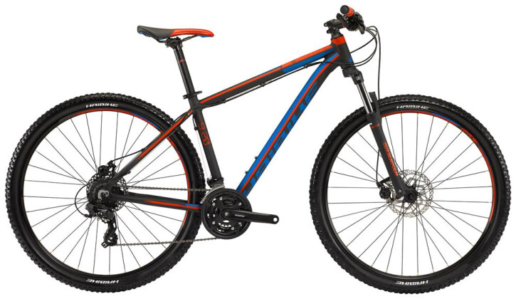 Mountainbike Haibike Big Curve 9.20 2016