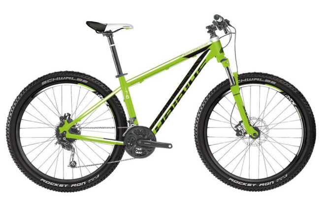 Mountainbike Haibike Edition Plus 7.40 2016