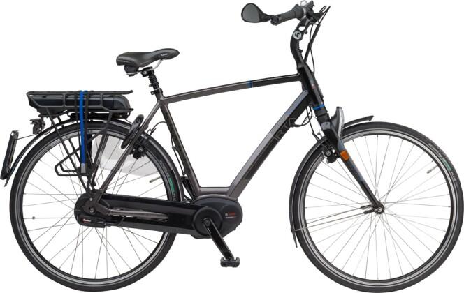 E-Bike Sparta E-Speed Nuvinci H 2016