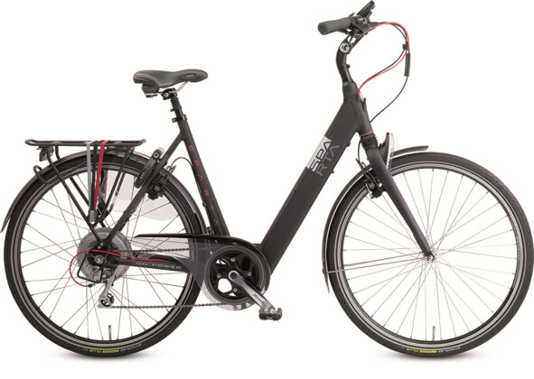 E-Bike Sparta ION E-speed D 2016