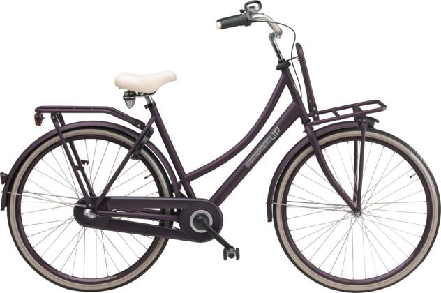 Citybike Sparta Pick Up D Purple Matte (Stahl) 2016