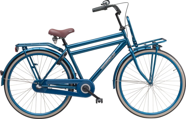 Citybike Sparta Pick Up H Blue Grey (Stahl) 2016
