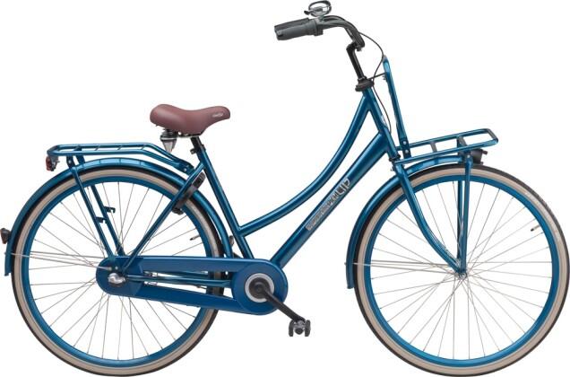 Citybike Sparta Pick Up D Blue Grey (Stahl) 2016