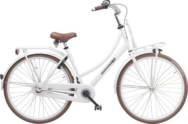Citybike Sparta Pick Up D White (Stahl) 2016
