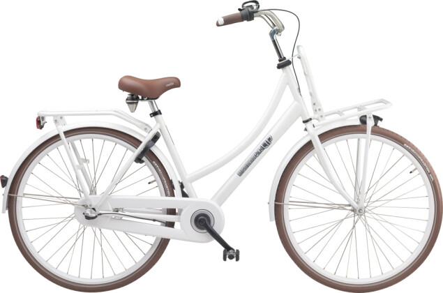 Citybike Sparta Pick Up D White (Aluminium) 2016
