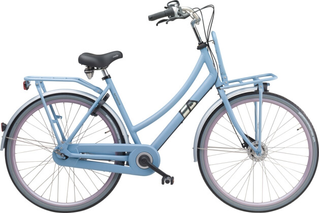 Citybike Sparta Pick Up D Chalkblue (Aluminium) 2016