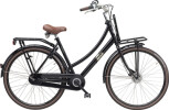 Citybike Sparta Pick Up D Black (Aluminium)