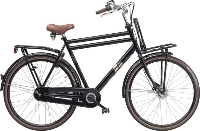 Citybike Sparta Pick Up H Black (Aluminium) 2016
