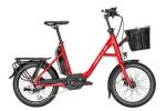 E-Bike Hercules FUTURA COMPACT 8 DISC