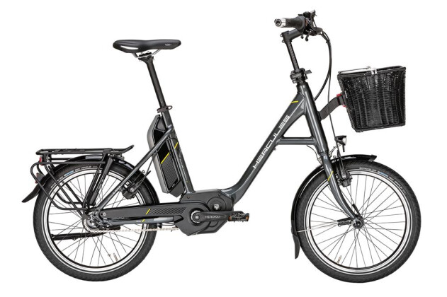 E-Bike Hercules FUTURA COMPACT R8 2016