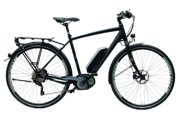 E-Bike Gudereit ET-8 Evo 2016