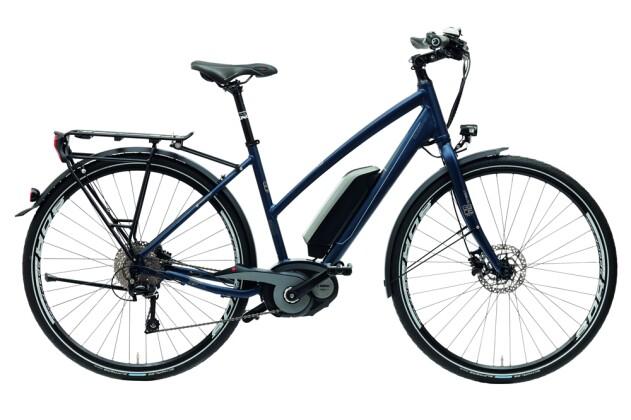 E-Bike Gudereit ET-7 Evo 2016