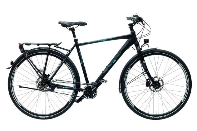 Citybike Gudereit SX-P 4.0 Evo 2016