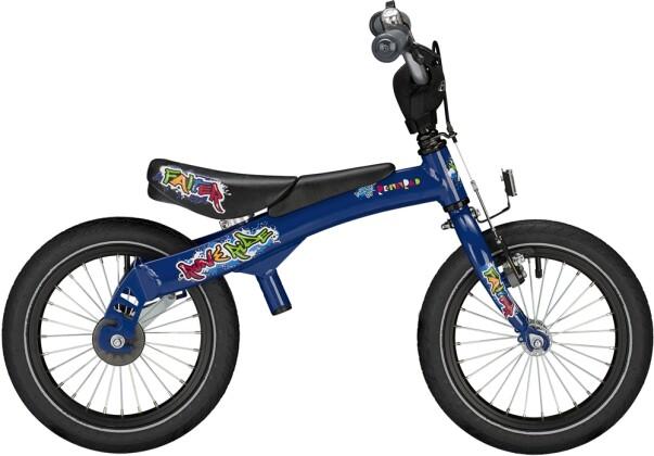 Kinder / Jugend Falter Run & Ride Boys 2016
