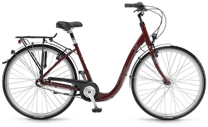 Citybike Winora Weekday 2016