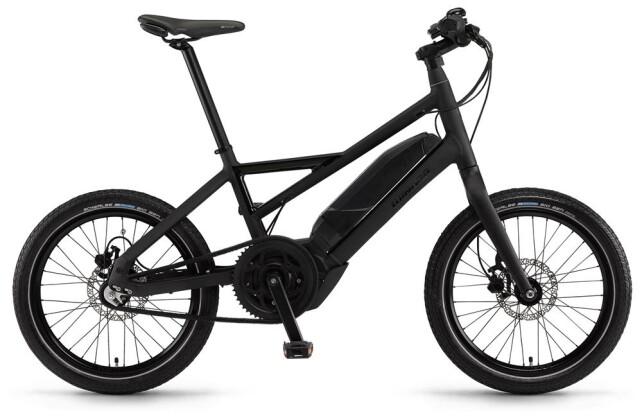 E-Bike Winora Radius Plain 2016