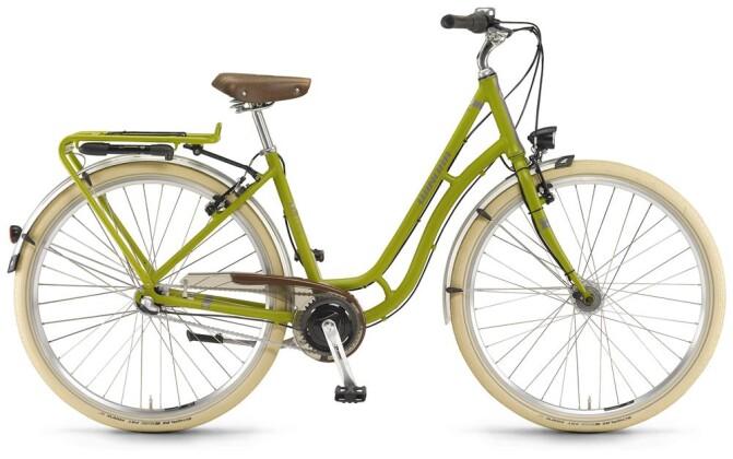 Citybike Winora Jade 2016