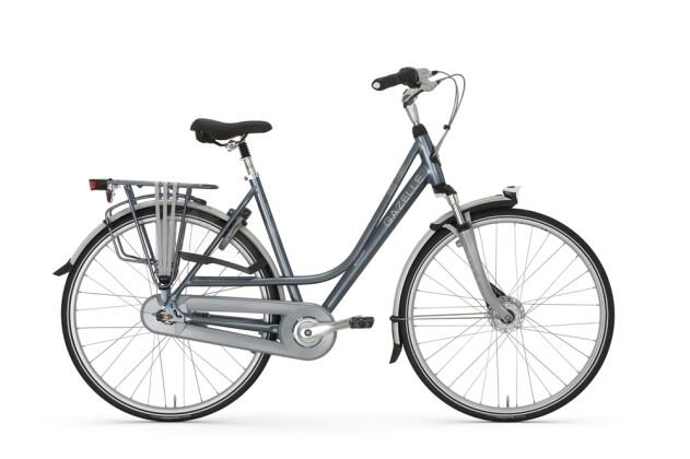 Citybike Gazelle Paris C7+ 2016