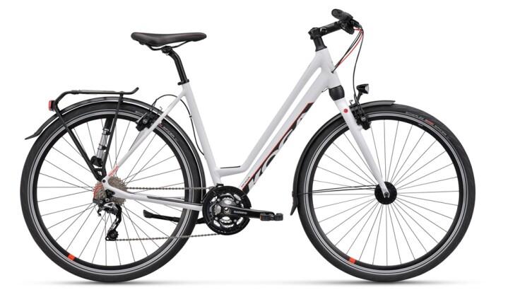 Trekkingbike KOGA F3 5.0 S Lady white 2016