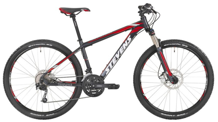 "Mountainbike Stevens Taniwha 27.5"" Grey 2016"