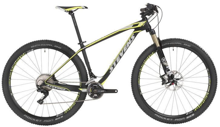 "Mountainbike Stevens Sonora ES 29"" Team Black 2016"