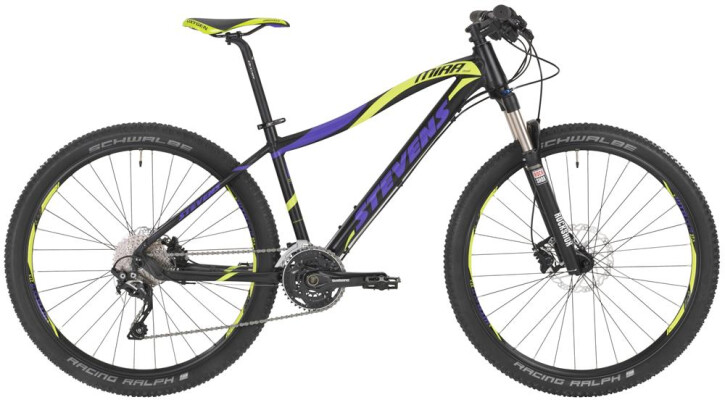 Mountainbike Stevens Mira 2016