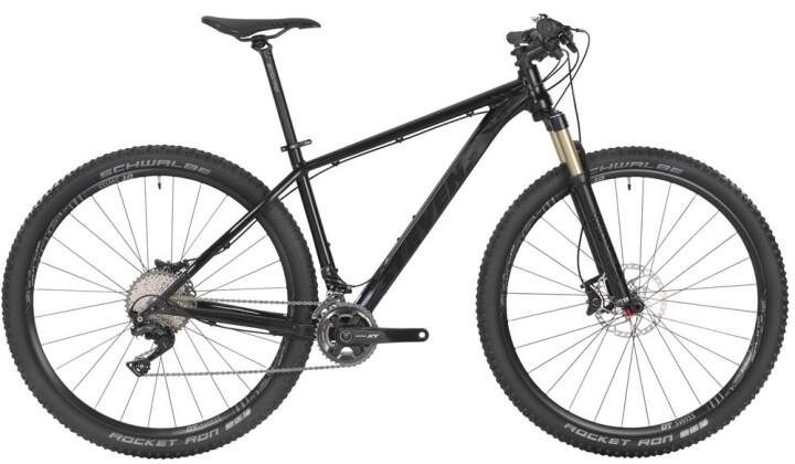 "Mountainbike Stevens Colorado 401 29"" Black 2016"