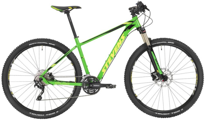 Mountainbike Stevens Applebee Green 2016