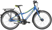 "Kinder / Jugend Stevens Tour Nexus 24"" Ocean Blue"