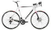 Rennrad Stevens Super Prestige Disc Di2 Team White