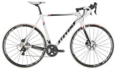 Rennrad Stevens Super Prestige Disc Std Team White