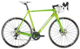 Rennrad Stevens Super Prestige Disc Std Lime Green