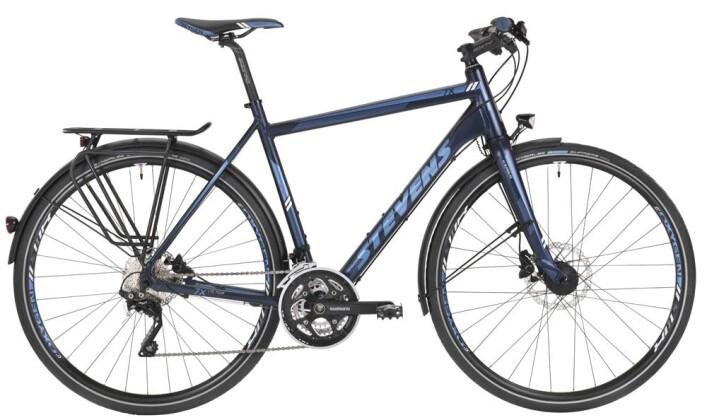 Trekkingbike Stevens 7X Lite Disc Tour Gent 2016