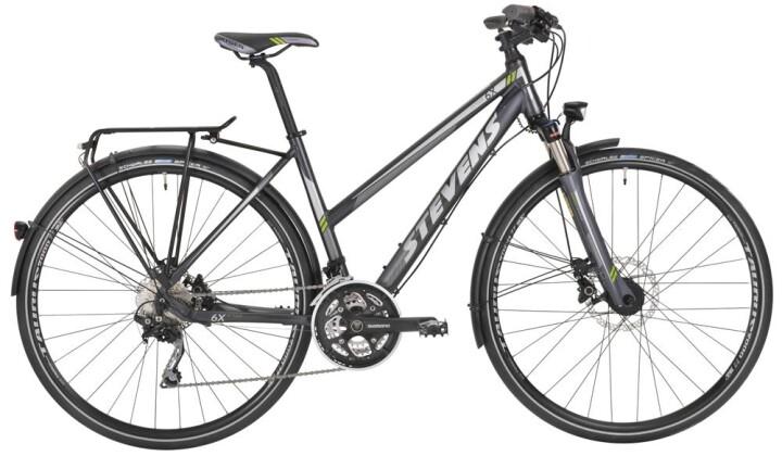 Trekkingbike Stevens 6X SX Disc Tour Lady 2016