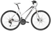 Crossbike Stevens 6X SX Disc Lady White