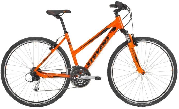 Crossbike Stevens 3X SX Lady Orange 2016